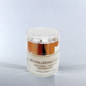 3D HYALURONIC CREAM 50ML.