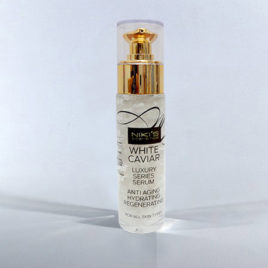 WHITE CAVIAR, LUXURY SERIES SERUM 50ML.